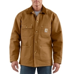 Carhartt Duck Chore Coat/Blanket-Lined C001